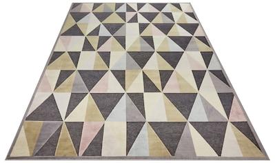 Teppich, »Creuse«, ELLE Decor, rechteckig, Höhe 8 mm, maschinell gewebt kaufen