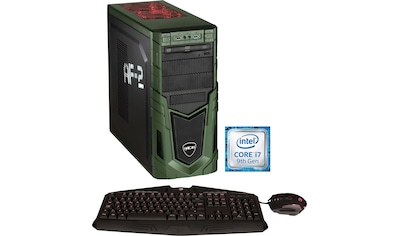Hyrican »Military Gaming 6413« Gaming - PC (Intel®, Core i7, RTX 2070 SUPER) kaufen