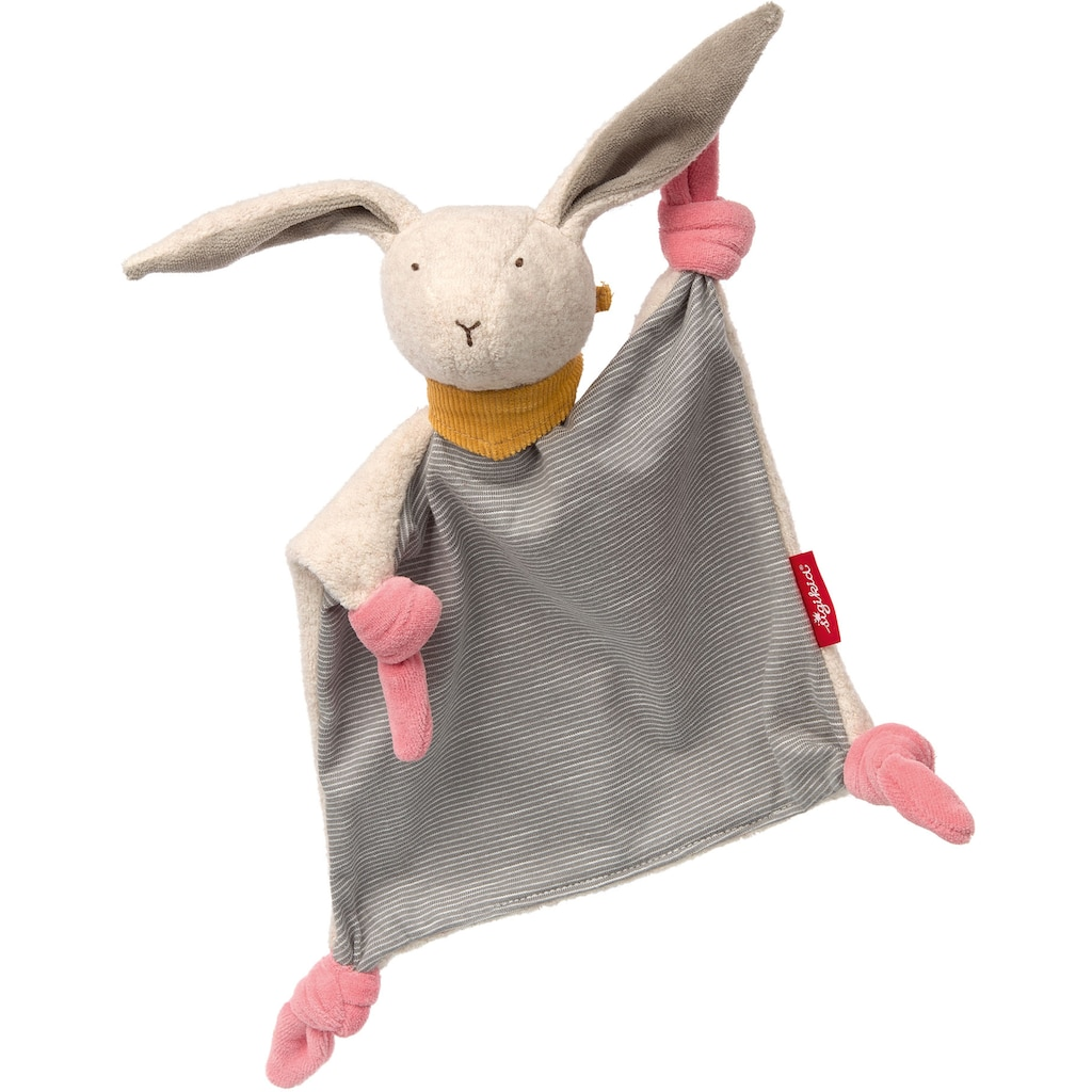 Sigikid Schnuffeltuch »Signature Hase«, Made in Europe