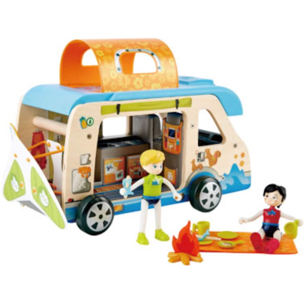 Hape Spielzeug-Bus »Abenteuer-Van«