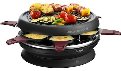 Tefal Raclette »RE1820 Neo Invent«, 6 St. Raclettepfännchen, 850 W kaufen