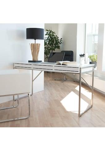hammel Schreibtisch »MISTRAL«, mit Metallgestell und drei Schubladen, Breite 137,4 cm, Danish Design kaufen