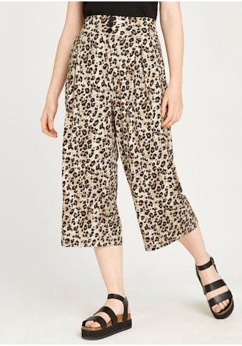 Apricot Culotte »Cheetah Pleated Culottes« kaufen
