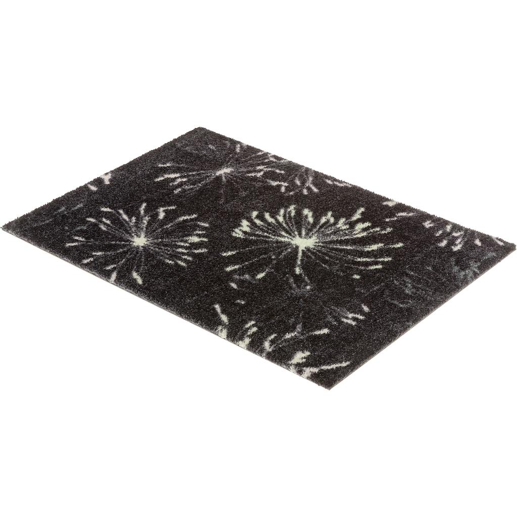 SCHÖNER WOHNEN-Kollektion Fußmatte »Manhattan 001«, rechteckig, 7 mm Höhe, Schmutzfangmatte, waschbar