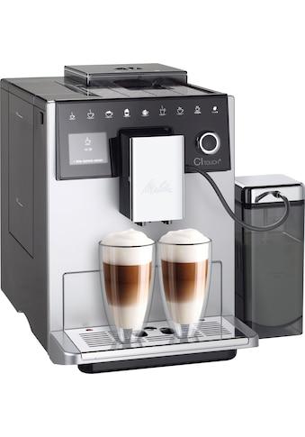 Melitta Kaffeevollautomat »CI Touch® F630-101«, silberfarben/schwarz kaufen