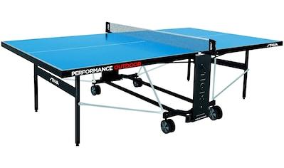 STIGA Tischtennisplatte »Performance Outdoor«, BxLxH: 152,5x274x76 cm kaufen