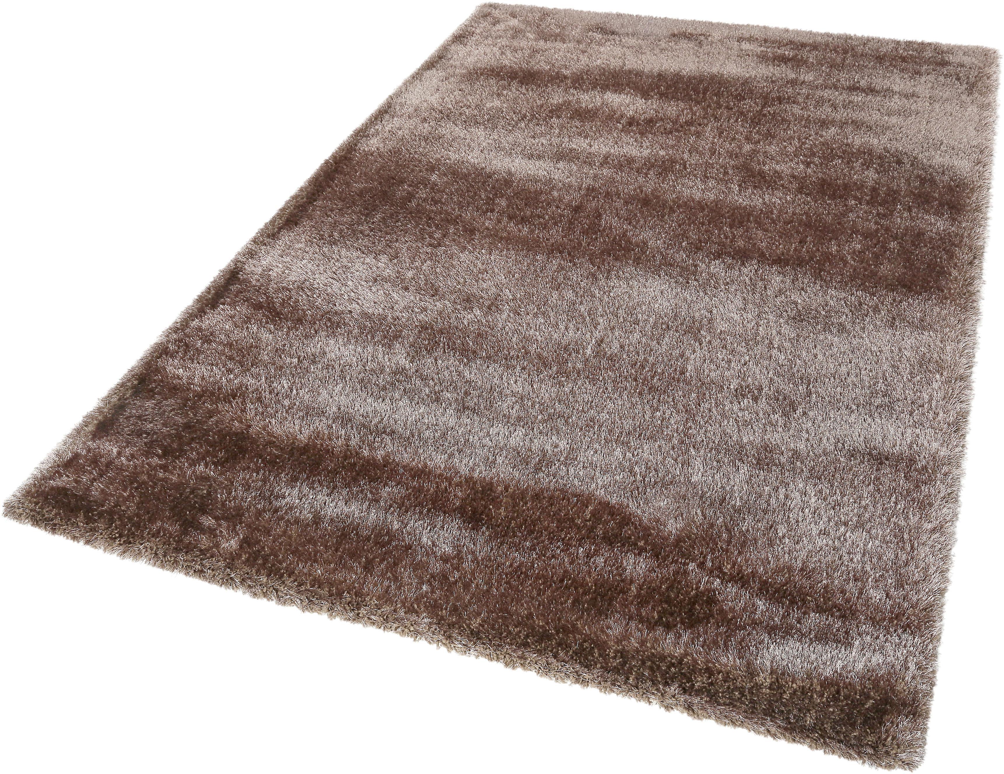 Hochflor-Teppich Spa Esprit rechteckig Höhe 40 mm