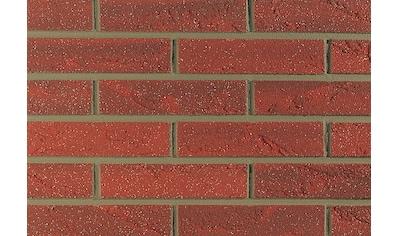 ELASTOLITH Verblender »Colorado«, rot, für Außen -  und Innenbereich, 1 m² kaufen