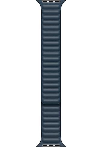Apple Wechselarmband »44 mm Lederarmband mit Endstück California Large« kaufen