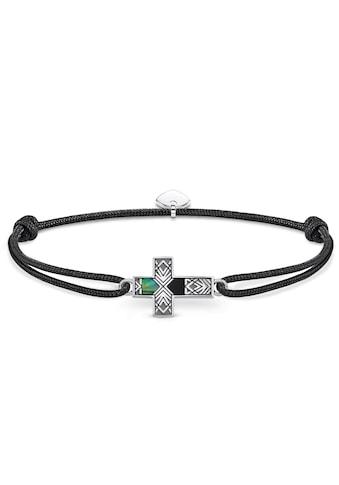THOMAS SABO Armband »Little Secret Kreuz Abalone Perlmutt, LS083-482-11-L22v«, mit... kaufen