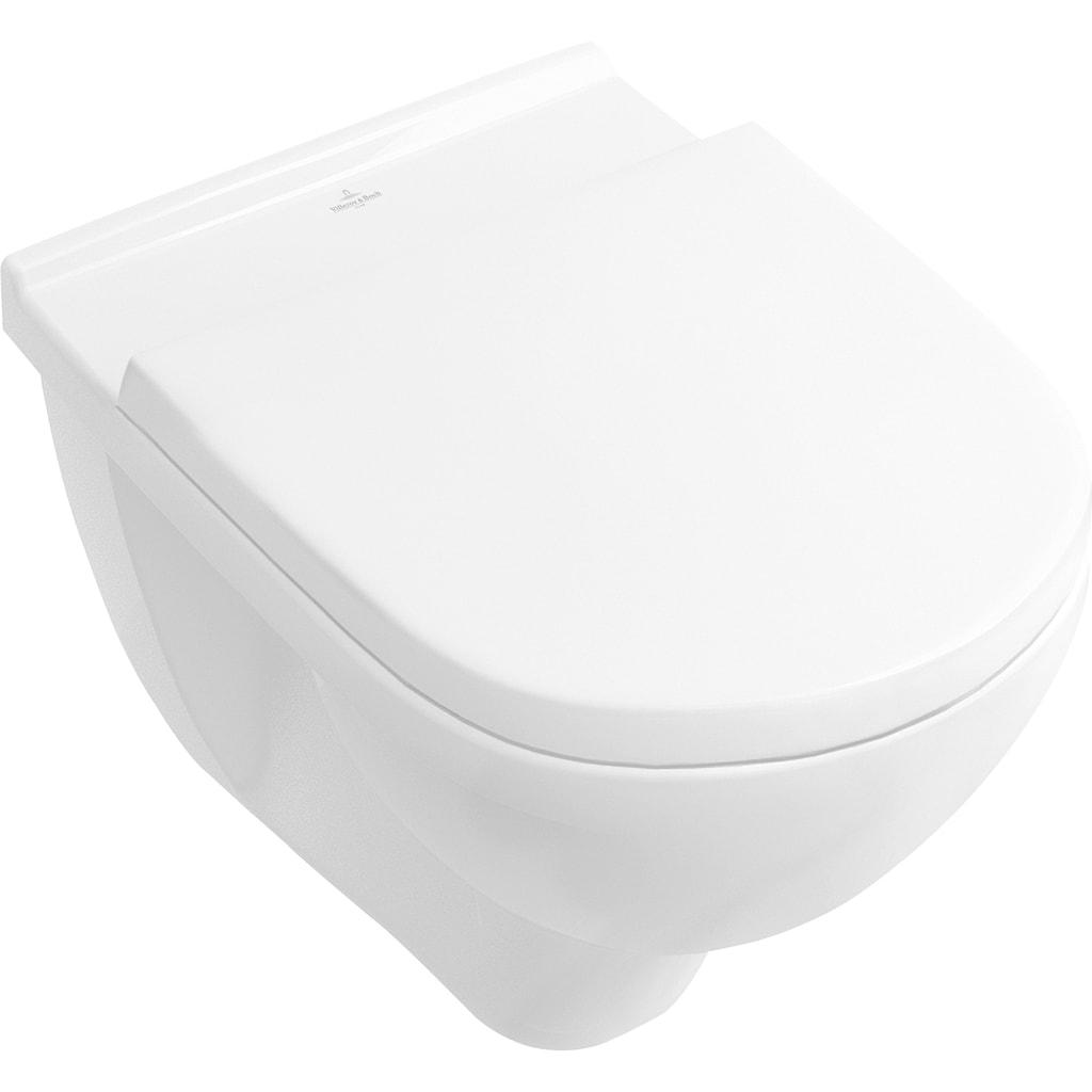Villeroy & Boch WC-Sitz »O.novo«