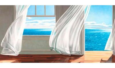 my home Deco-Panel »PIERRE BENSON / Ocean Escape«, 100/50 cm kaufen