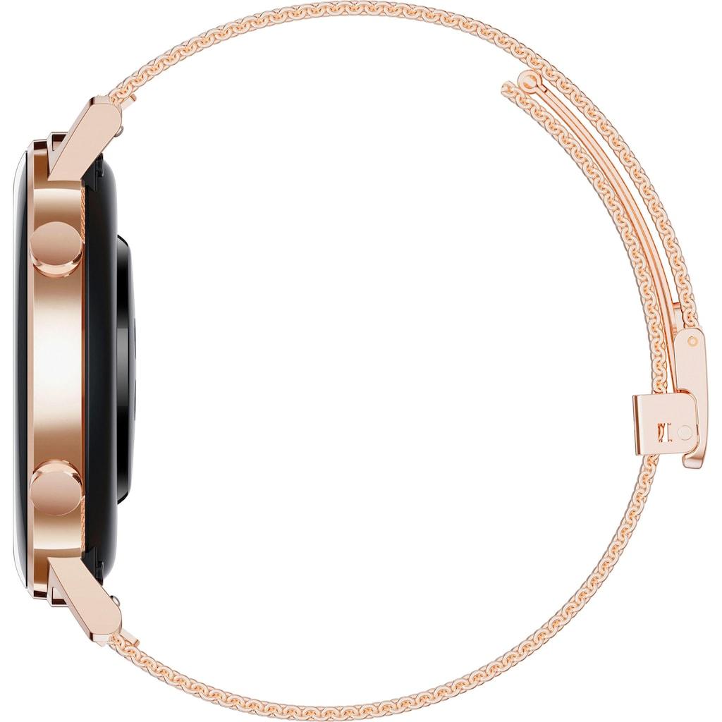 Huawei Smartwatch »Watch GT 2 Elegant« (, RTOS