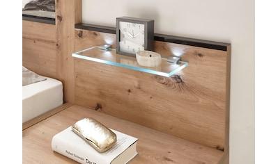 Schlafkontor Aufsatzpaneel »Solid«, 2-tlg. Set inkl. LED-Beleuchtung kaufen