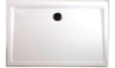 SCHULTE Rechteckduschwanne »Extraflach«, BxT: 120 x 80 cm kaufen
