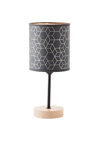 Brilliant Leuchten Tischleuchte, E27, Galance Tischleuchte klein schwarz kaufen