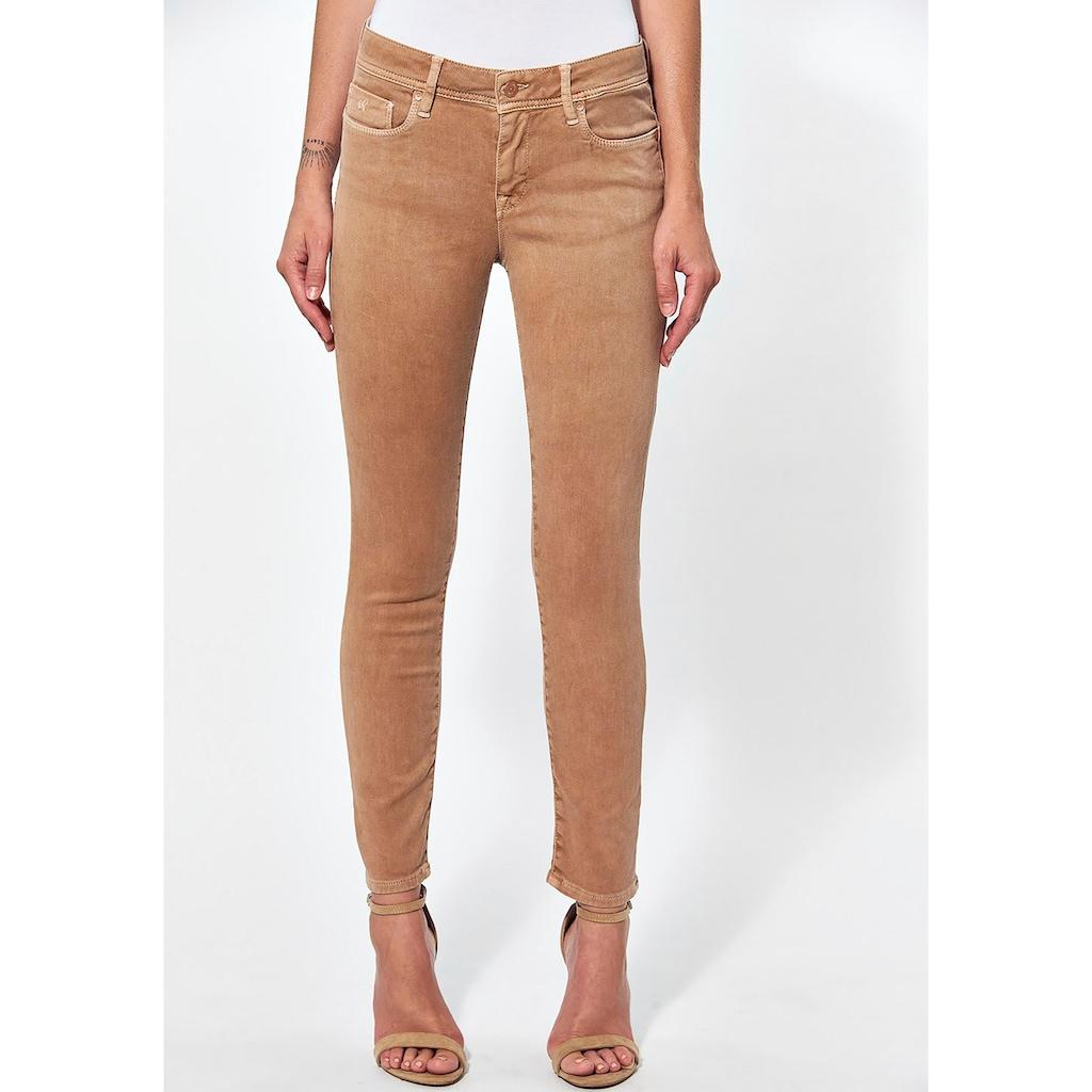 Kaporal Skinny-fit-Jeans »LEMIN«, Mit leichtem Push-Up-Effekt
