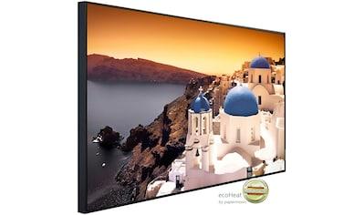 Papermoon Infrarotheizung »Santorini Sonnenuntergang«, sehr angenehme Strahlungswärme kaufen