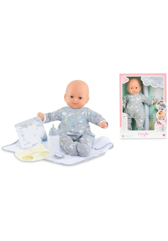 Corolle® Babypuppe »Mon grand poupon, Mein Neugeborenen Set«, mit Vanilleduft kaufen