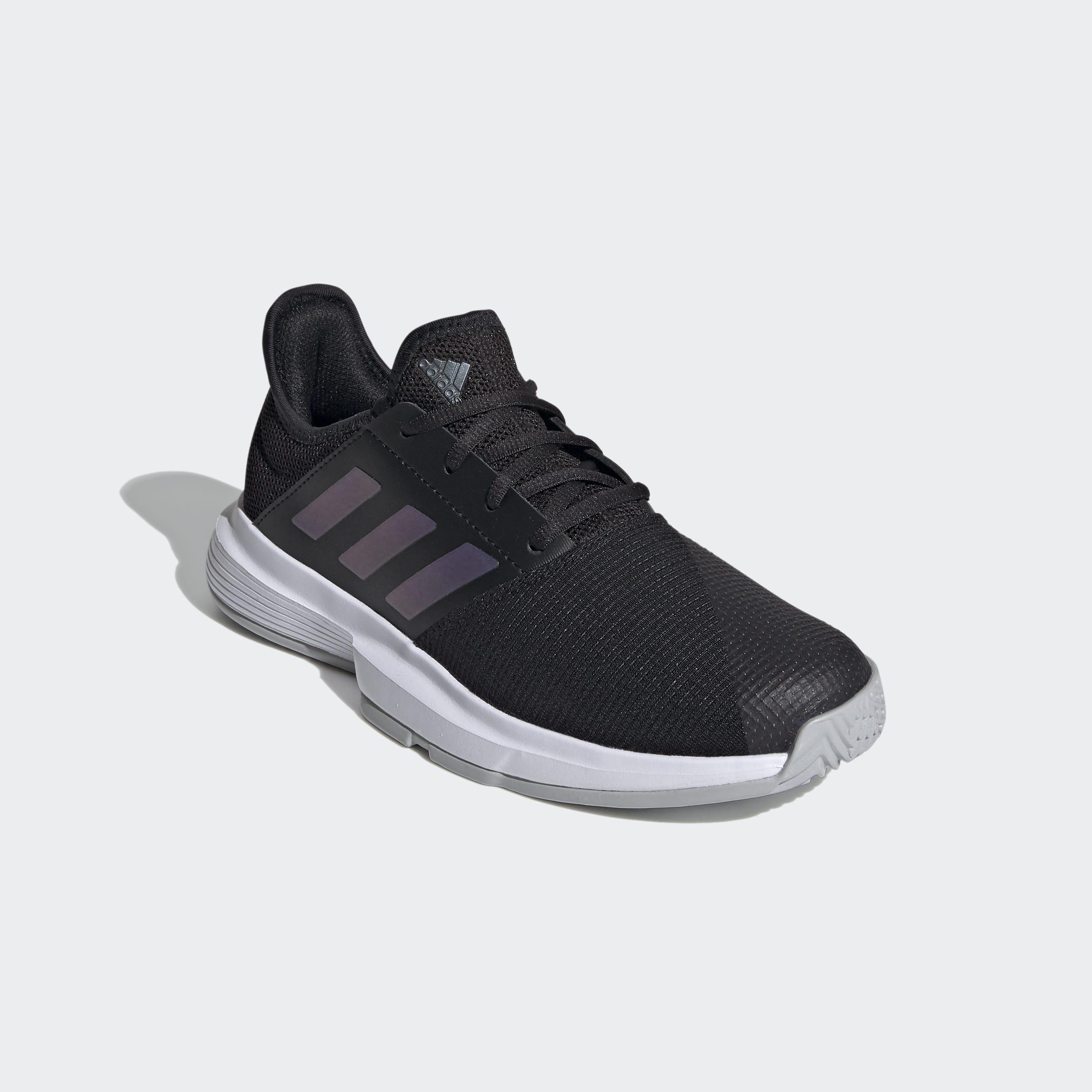 adidas Performance Tennisschuh GAMECOURT TENNISSCHUH schwarz Tennis Schuhe Sportarten Unisex
