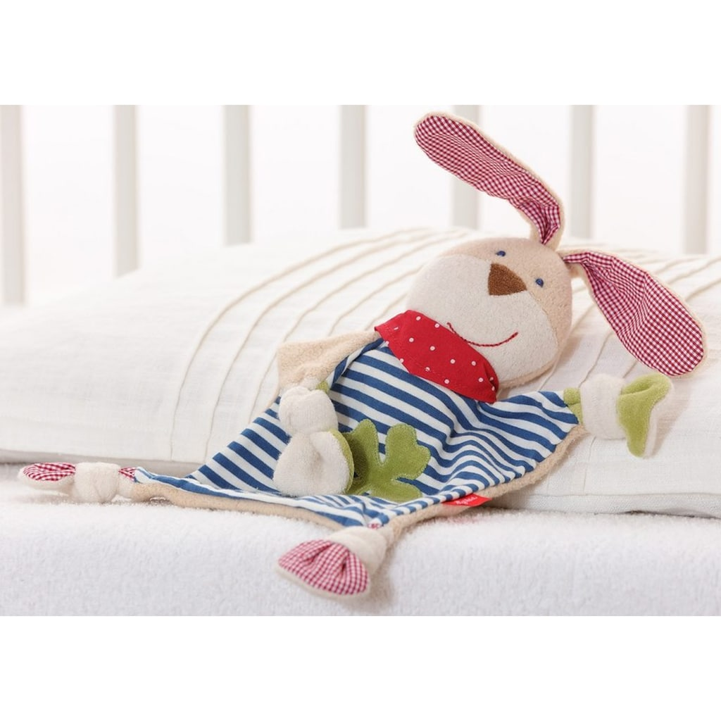 Sigikid Schnuffeltuch »Hase - Organic Collection«, Made in Europe