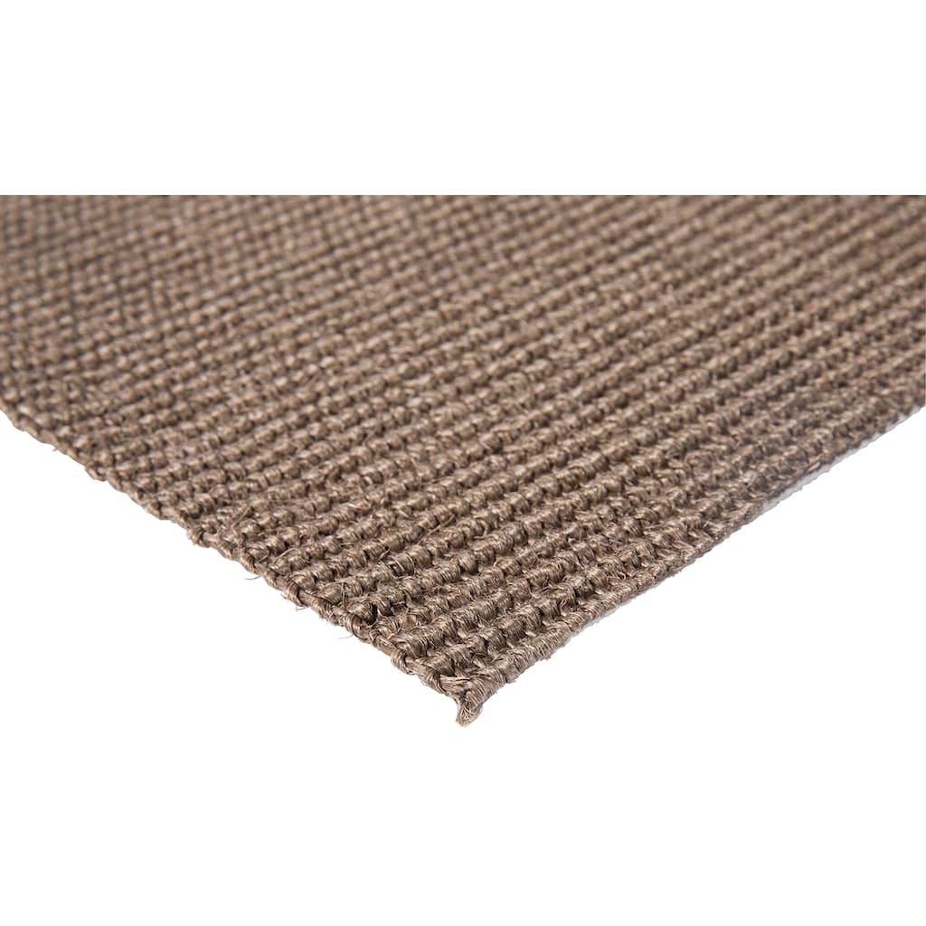 Andiamo Teppich »Salvador«, rechteckig, 6 mm Höhe, Meterware, Breite 400 cm, Länge frei wählbar, für Stuhlrollen geeignet