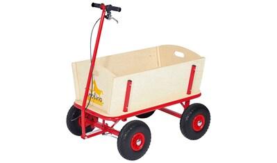 PINOLINO Bollerwagen »Til«, BxTxH: 90x63x61 cm kaufen