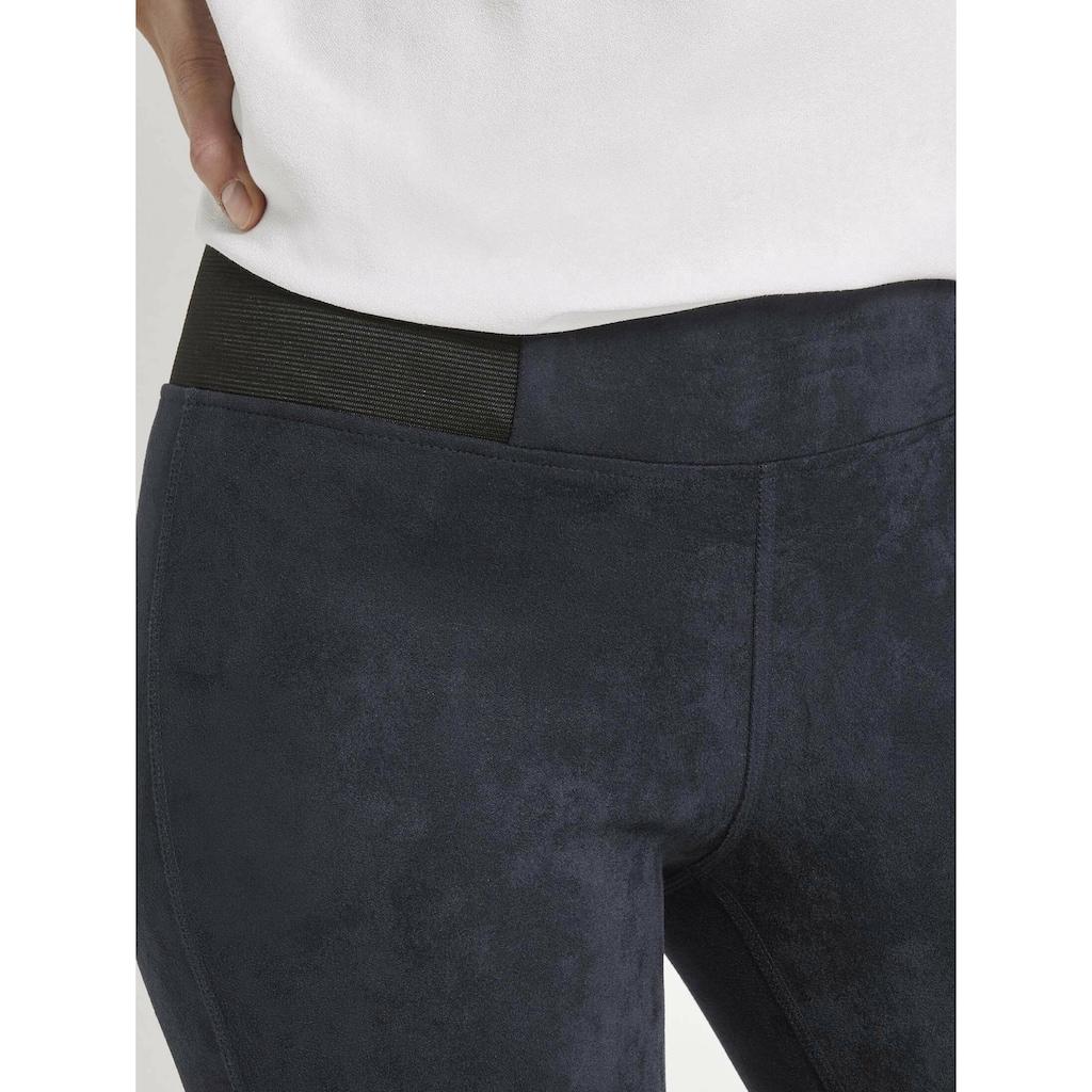 TOM TAILOR Leggings »Treggings mit elastischem Bund«