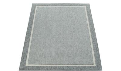 Paco Home Teppich »Brugge 225«, rechteckig, 9 mm Höhe, mit Bordüre, In- und Outdoor... kaufen