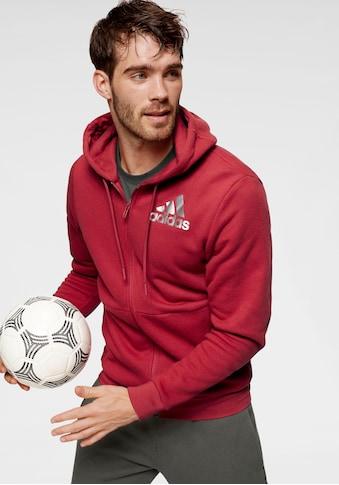 adidas Performance Kapuzensweatjacke »SOLID FULL ZIP CT« kaufen
