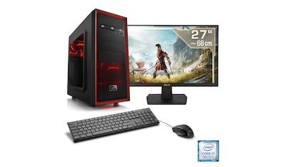 CSL PC-Komplettsystem »Speed T7181 Windows 10« kaufen
