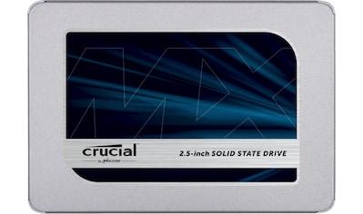 "Crucial interne SSD »MX500 2TB 3D NAND SATA 2.5""«, 2,5 "" kaufen"
