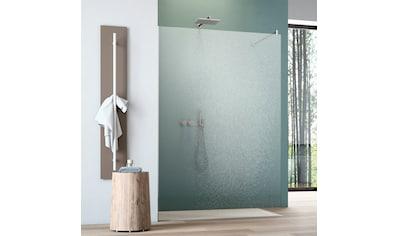 MAW Walk - In Dusche »flex A - W001C«, 140 x 200 cm (BxH) Crash - Glas klar kaufen
