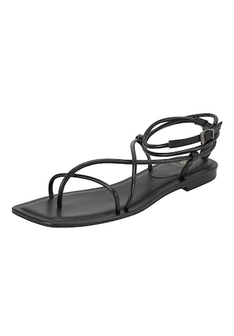 ekonika Sandale, aus weichem Ökoleder kaufen