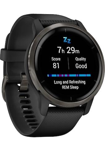 Garmin Smartwatch »Venu 2«, ( 25 vorinstallierten Sport-Apps) kaufen