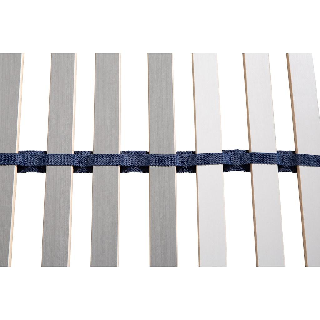 BeCo EXCLUSIV Lattenrost »Perfekta 200«, 28 Leisten, Kopfteil nicht verstellbar, extra stabil bis 200kg, mit Härteverstellung