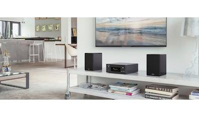Denon Kompaktanlage »CEOL-N11DAB«, (Bluetooth-LAN (Ethernet)-WLAN Digitalradio... kaufen