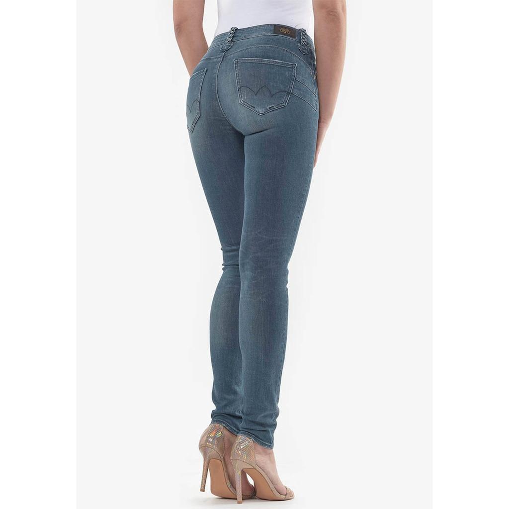 Le Temps Des Cerises Skinny-fit-Jeans »PULP«, mit Shaping-Wirkung durch besondere Schnittform