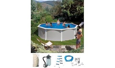 KONIFERA Rundpool »Malaga I« (Set) kaufen