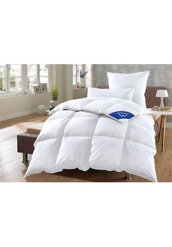 Daunenbettdecke, »Komfort«, Excellent, Füllung: 60% Daunen, 40% Federn, Bezug: 100% Baumwolle kaufen