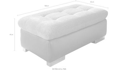 sit&more Hocker »Pale« kaufen