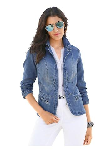 Lady Jeansblazer in aktueller Waschung kaufen