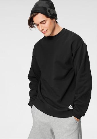 adidas Performance Sweatshirt »MUST HAVE FRENCH TERRY CREW« kaufen
