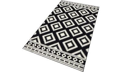 Teppich, »Ethno«, HANSE Home, rechteckig, Höhe 9 mm, maschinell gewebt kaufen
