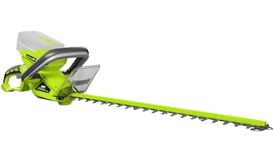 ZIPPER Akku-Heckenschere »ZI-HEK40V-AKKU«, 56 cm Schnittlänge, ohne Akku und Ladegerät kaufen