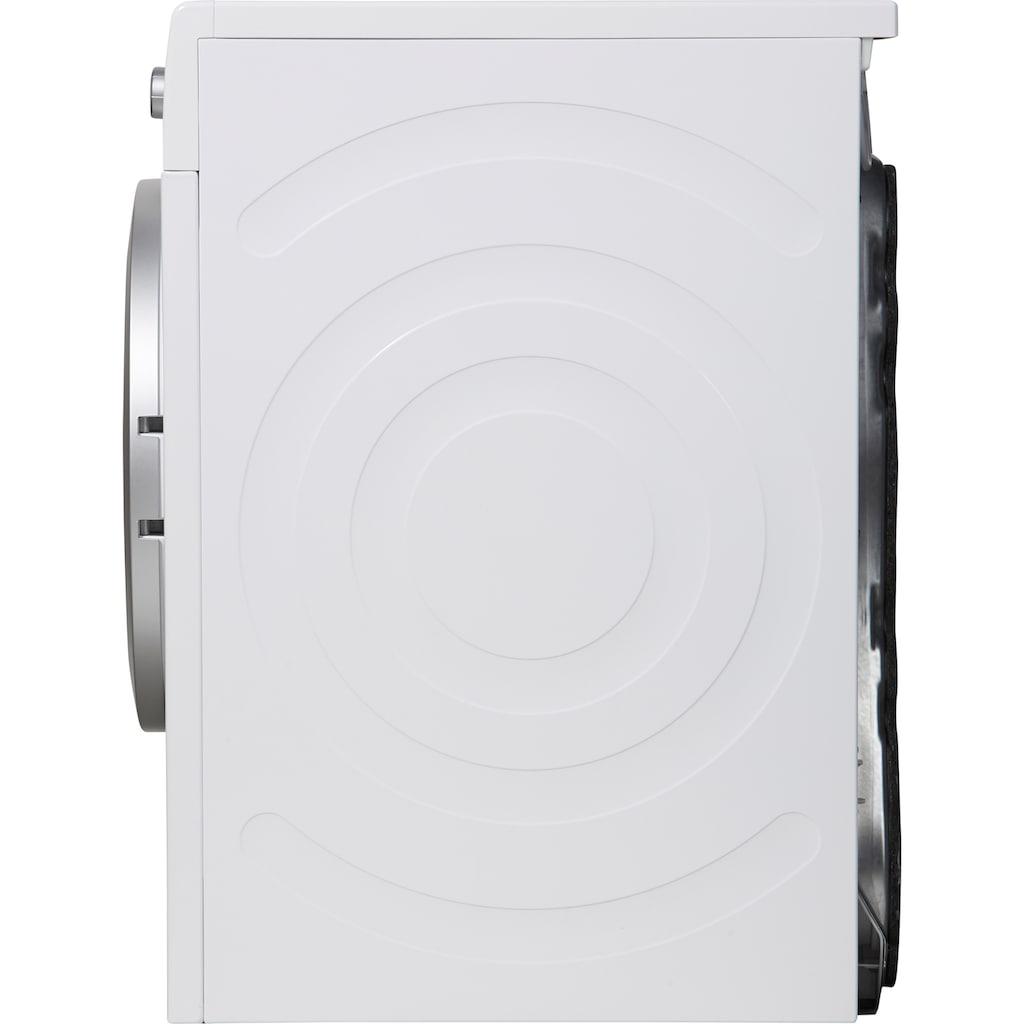 BOSCH Wärmepumpentrockner »WTW875W0«, Serie 8