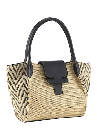 Tasche in modischen Ethnomuster kaufen