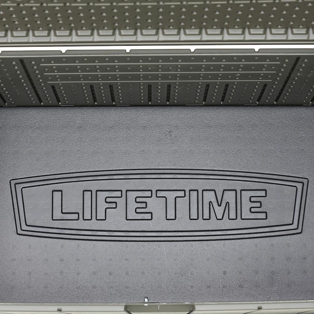 Lifetime Kissenbox »Premium Wood«, 570 Liter