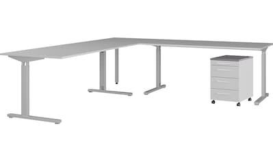 GERMANIA Büromöbel-Set »GW-Profi 2.0«, (Set, 4 St.) kaufen