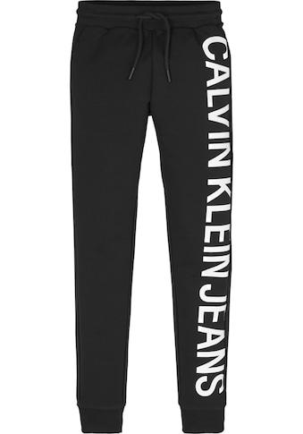Calvin Klein Jeans Sweathose »STRETCH SLIM SWEATPANT« kaufen